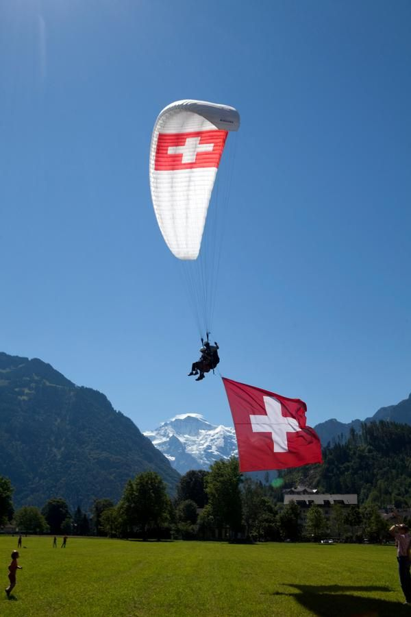 Diverse #folklore performances, a folklore parade, a grand firework display and much more... in #Interlaken the Swiss National Holiday on 1 August is celebrated with lots of #traditions and customs. http://bit.ly/1August_Int