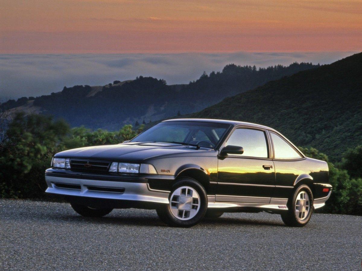 Automoviles8090 Chevrolet Cavalier Z24 Coupe 1989 Chevrolet