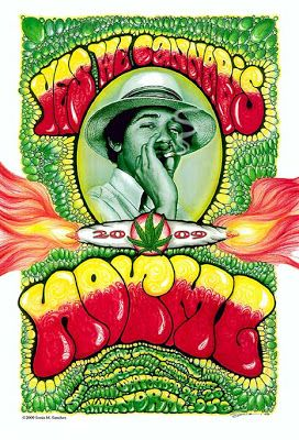 Old Marijuana Posters | NORML 2009 Conference Poster: Yes, We Cannabis