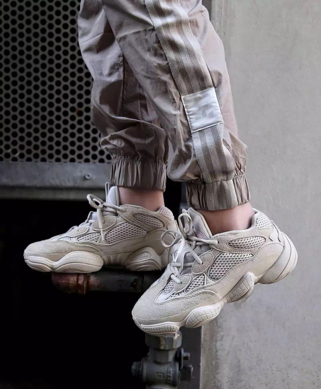 6673a4133 How to get Adidas Yeezy Boost 500 Desert Rat at the best price  sneakers