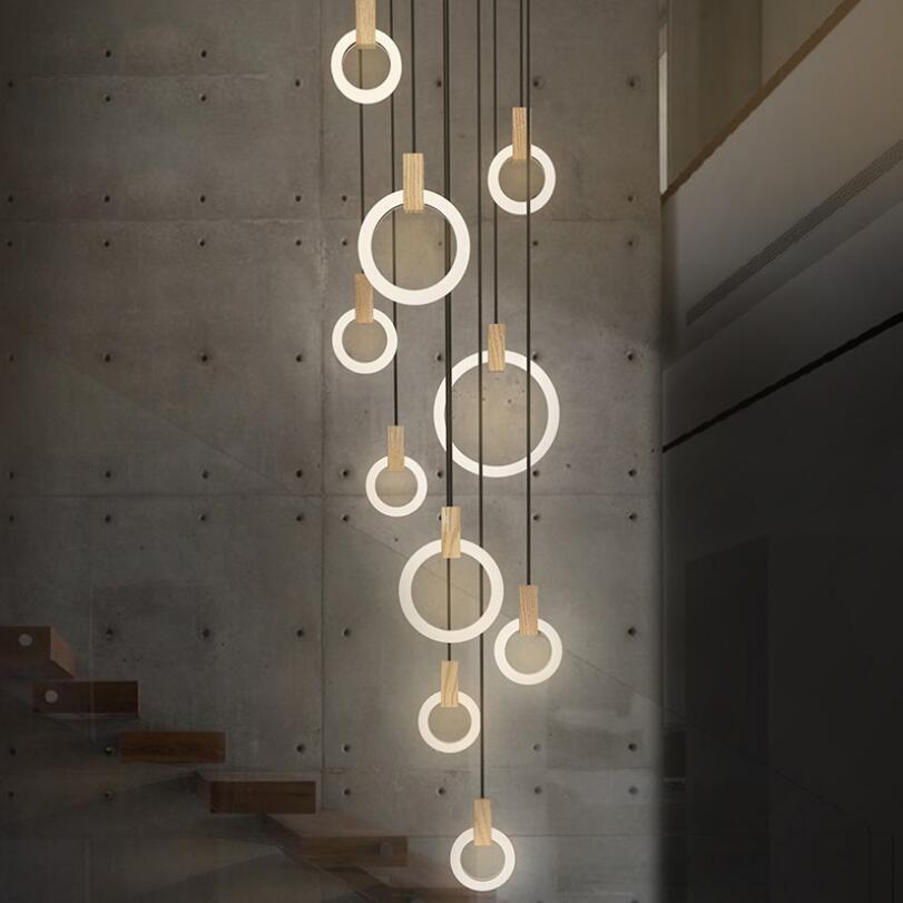 Careful Led Chandelier Living Room Lamps Modern Suspended Lamp Bedroom Fixtures Novelty Glass Hanging Lights Restaurant Chandeliers Lights & Lighting Ceiling Lights & Fans