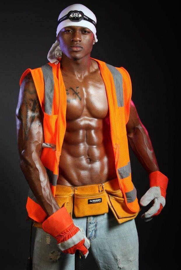 Construction worker stripper