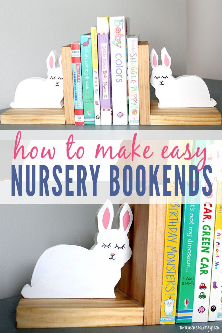 How to Transform Basic Bookends