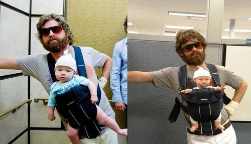 Alan And Ben Carlos From The Movie The Hangover 2009