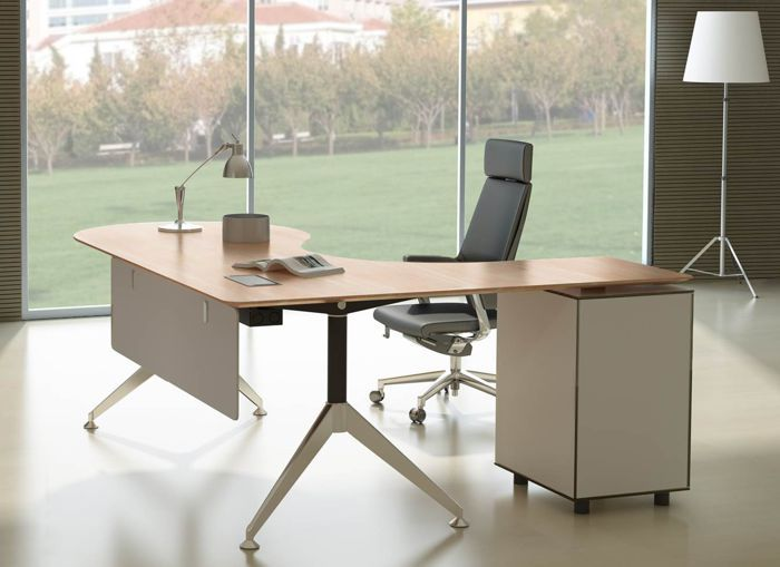 Sharp Conference End Desk Series