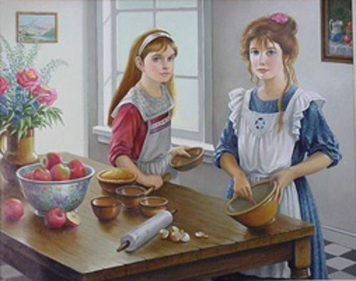 Puddings and Pies by Pati Bannister