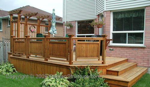 Back Porch Designs | Finest Decks   Deck Designers And Deck Ideas Gallery