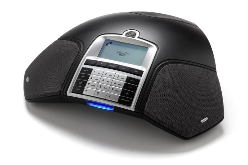 Konftel 300 IP  Sistema de audio-conferencia de máxima calidad que combina todas las ventajas de la telefonía IP con unas funciones innovadoras.  http://tesycom.es/descripcion.php?id_product=429&start=0&strmarques=7,20,2,3&strcateg=6,44,46,47,48,49,50,45