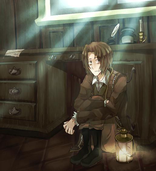 Daniel, from Amnesia: The Dark Descent. I've never been ...