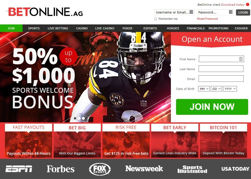 Review Best Online Sportsbook For US Players