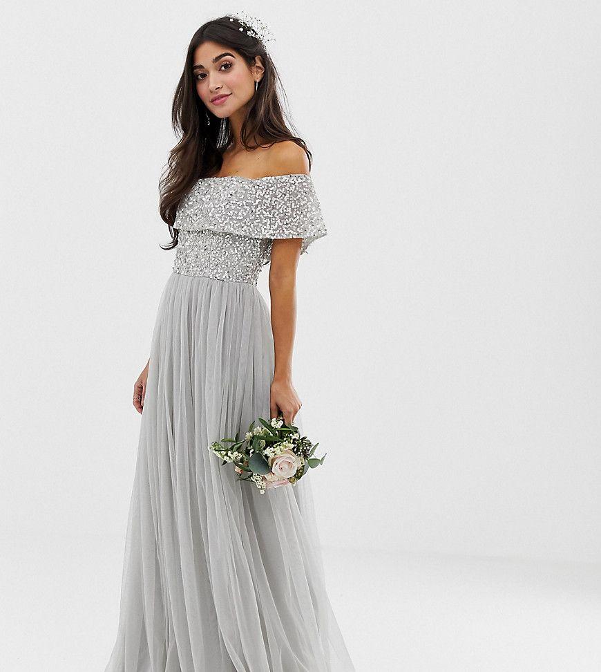 ASOS #Bekleidung #Kleider #Damen #Maya #Petite #Bridesmaid