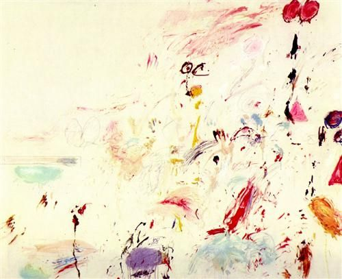 Naples - Cy Twombly