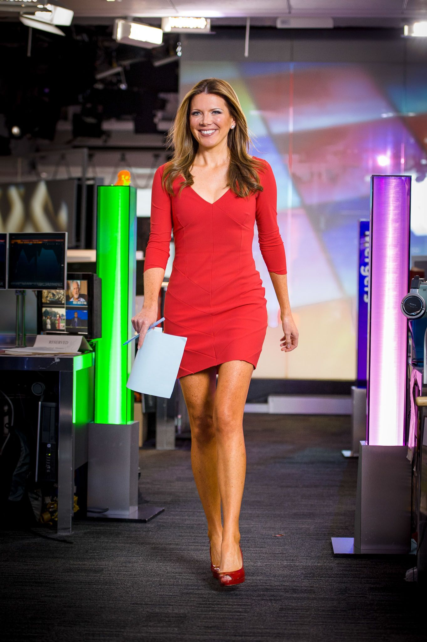 Trish Regan is a host for Fox Business daily show 'The Intelligence Report with Trish Regan ...