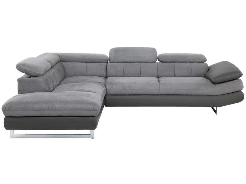 good canap duangle fixe gauche solution coloris vente de canap d with chaise violette conforama. Black Bedroom Furniture Sets. Home Design Ideas