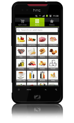 Loving this android app Shopping list app Easy