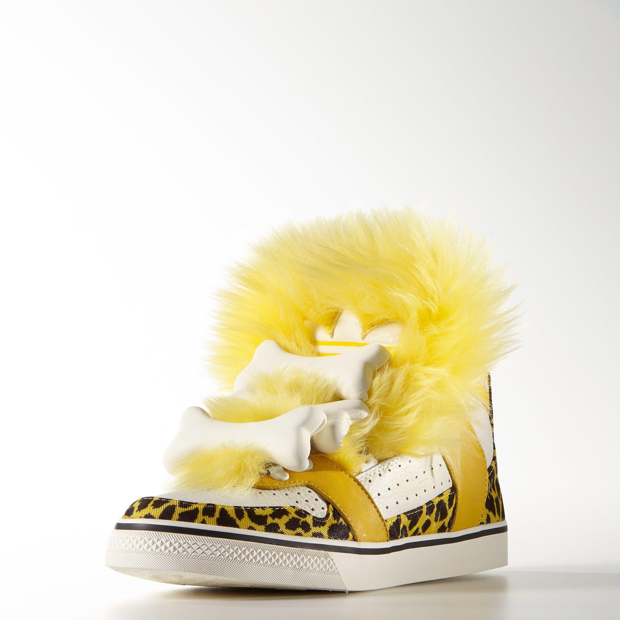 6cd87f5e6c485 adidas - Bones Fur Shoes