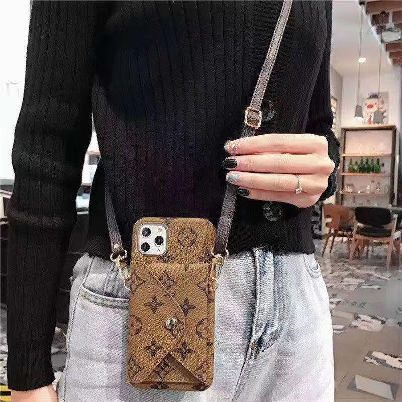 3253 long strap lv monogram crossbody genuine leather
