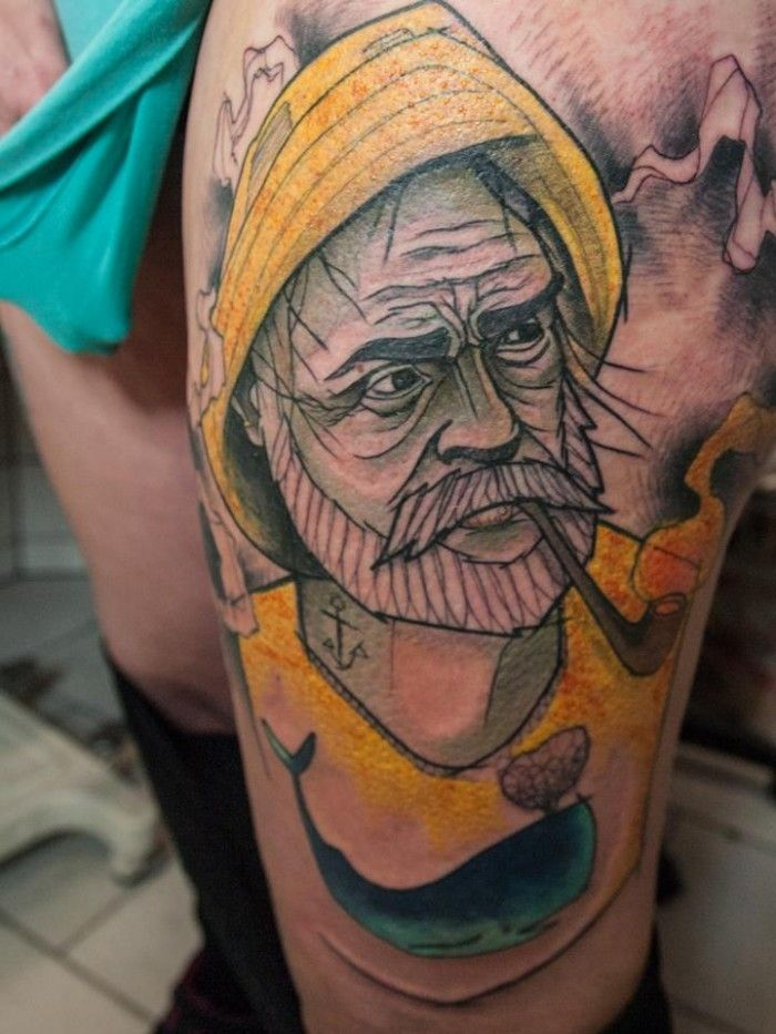 Tattoos by Sven Groenewald