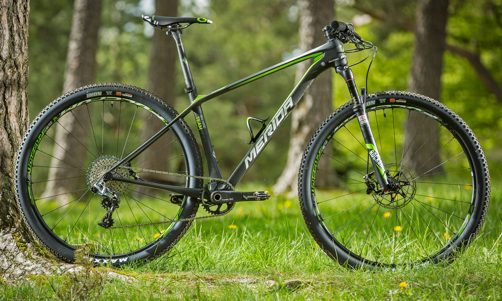 Merida Updates Xc Trail Hardtails With New Big Nine Big Seven
