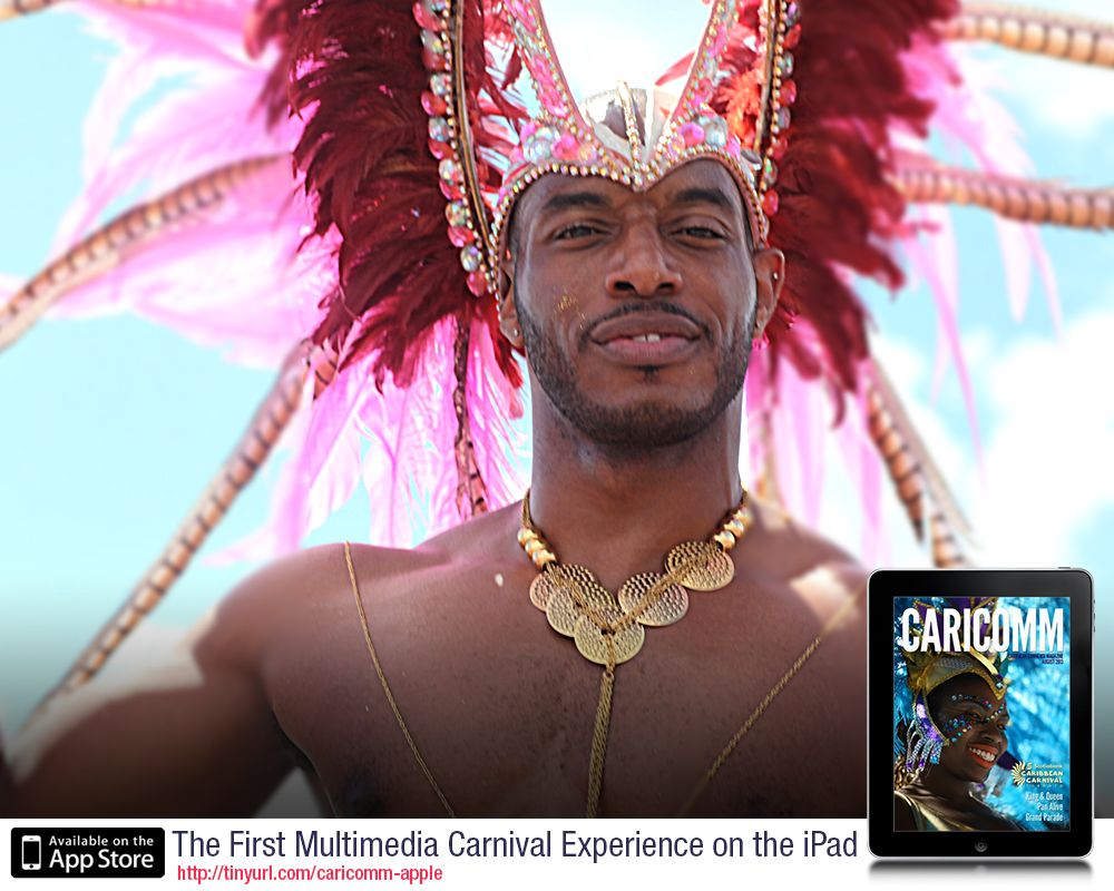 The Scotiabank Caribbean Carnival in Toronto