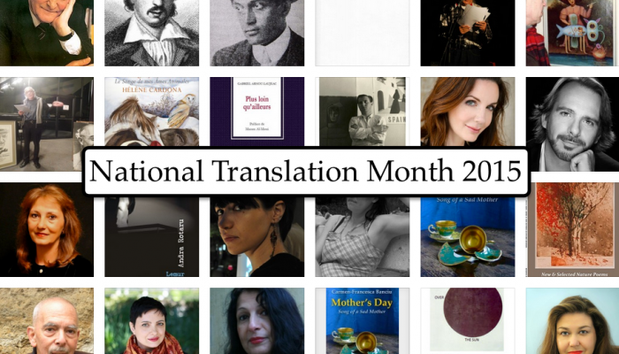 The Editors/Founders of National Translation Month (NTM) wish to send our deepest thanks for celebrating National Translation Month (NTM) with us this February! Click on the image for more information on our updates!