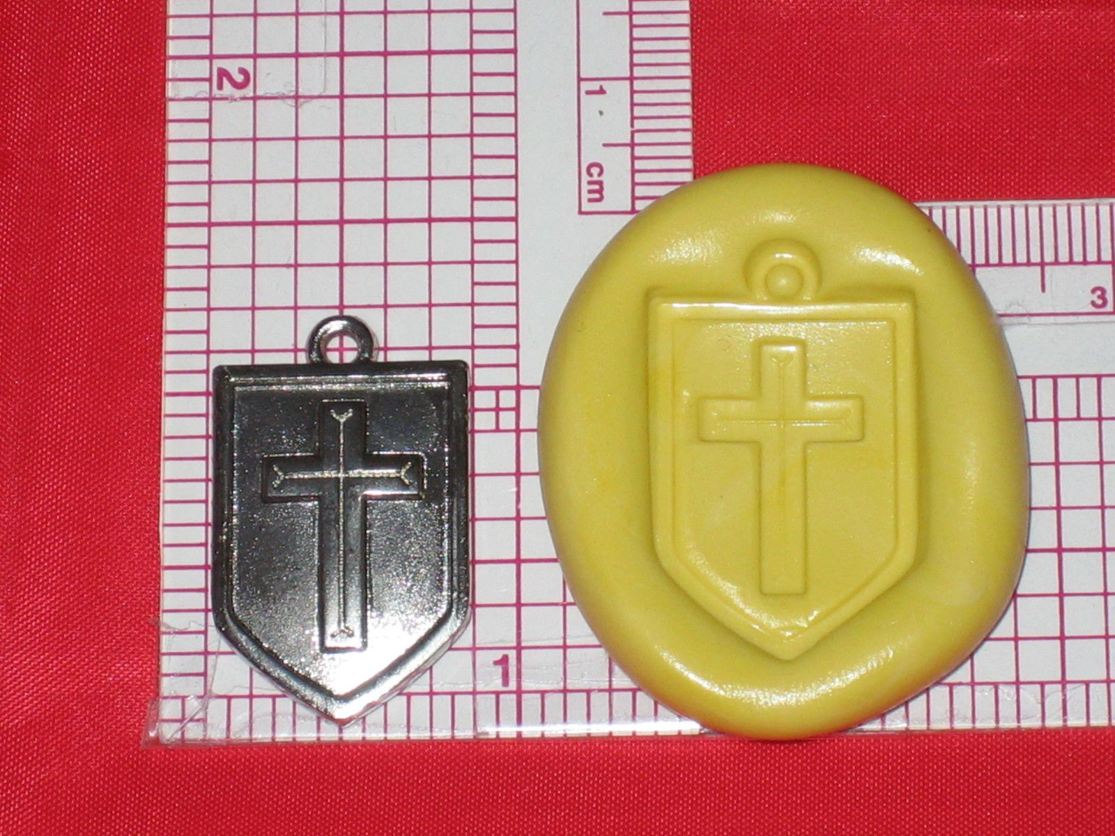Legend Of Zelda Shield Silicone Mold Cake Decoration A661 Resin Fimo Clay