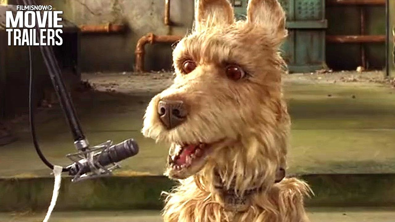 ISLE OF DOGS Meet the Cast from Wes Anderson's Stop