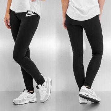 Nike #leggings #noir #femme #sport