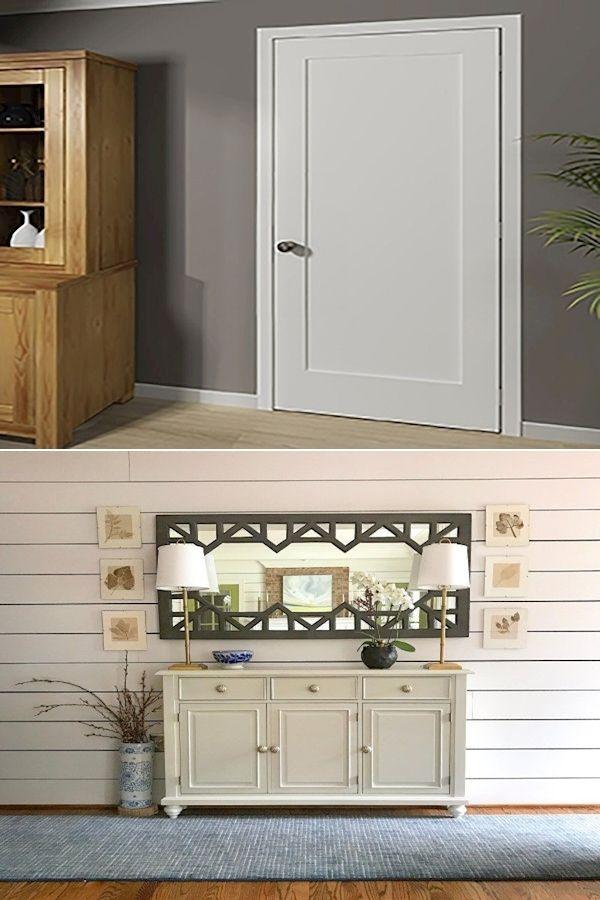 Photo of Tilpassede innerdører Små innerdører | Innvendige dører av tre med glass …