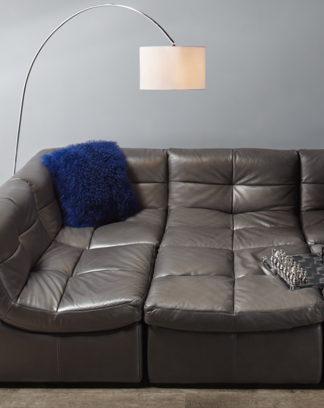 Cloud Modular Sectional Grey The September Issue F W