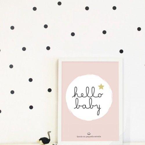 Vinilos para decorar paredes habitaciones infantiles - Laminas para decorar ...