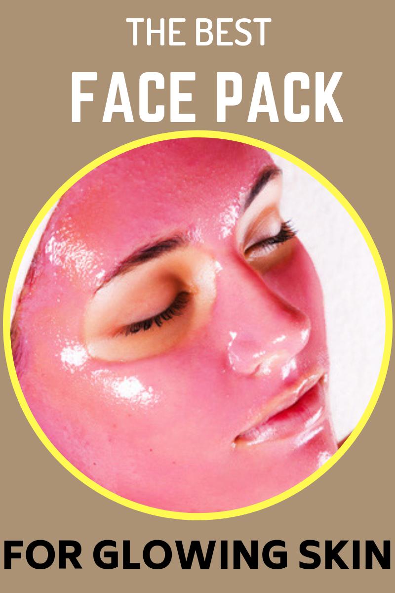 Facepack Fairskin Hibiscus Rose Glowingskin Natural Glowing Skin Glowing Skin Beauty Hacks