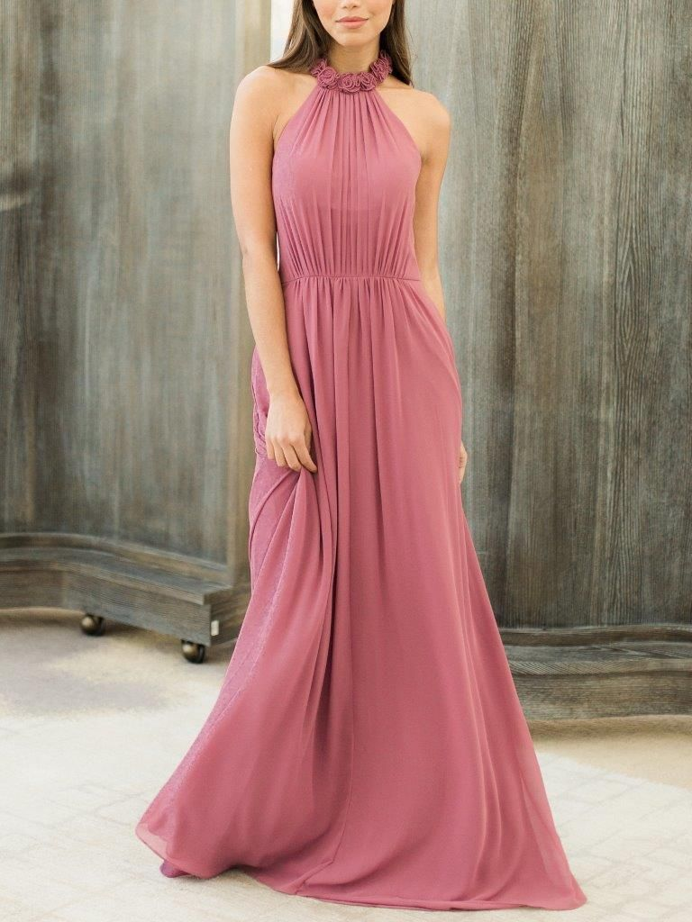 The New Shade of Pink That is Taking the Bridesmaid World by Storm ...