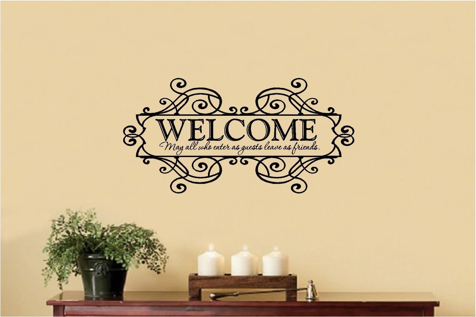 good quotes or sayings for guest rooms in a guest house - Google ...