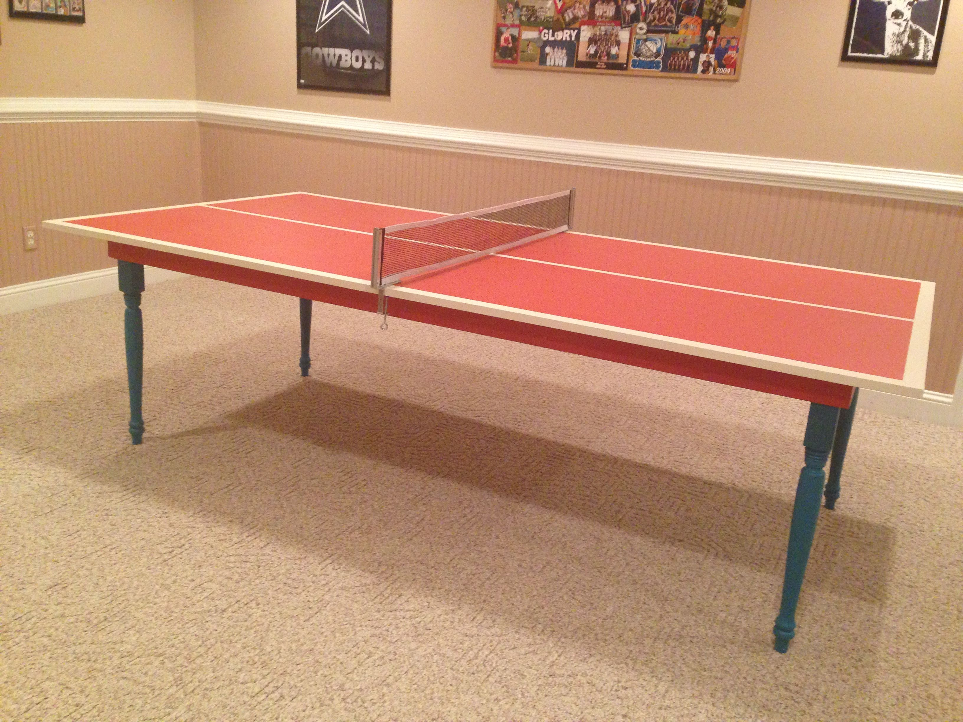 Having A Ping Pong Table Is A Must For Me There S Just