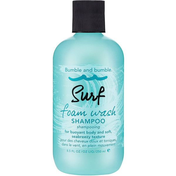 Bumble And Bumble Surf Foam Wash Shampoo Surf Hair Shampoo Bumble And Bumble