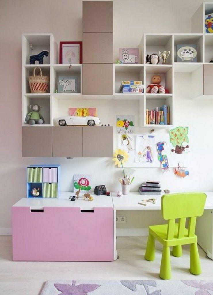 Estanterias a base de cubos ikea habitaciones infantiles muebles ni os recamara infantil - Ikea estanterias ninos ...