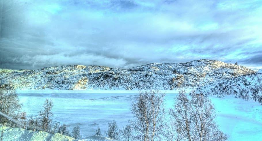 Pemandangan Gunung Es