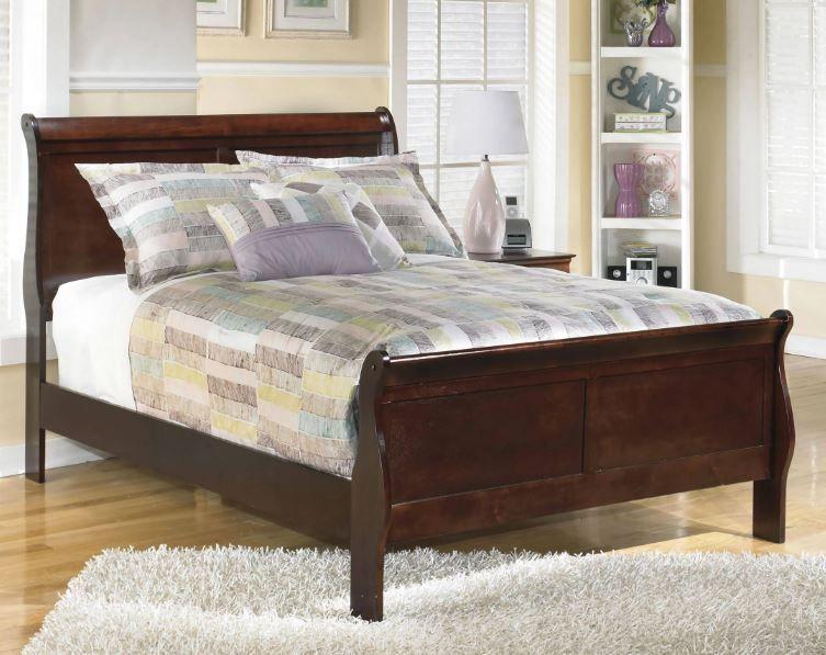 Signature Design Alisdair Queen Sleigh Bed Ashley Furniture B376