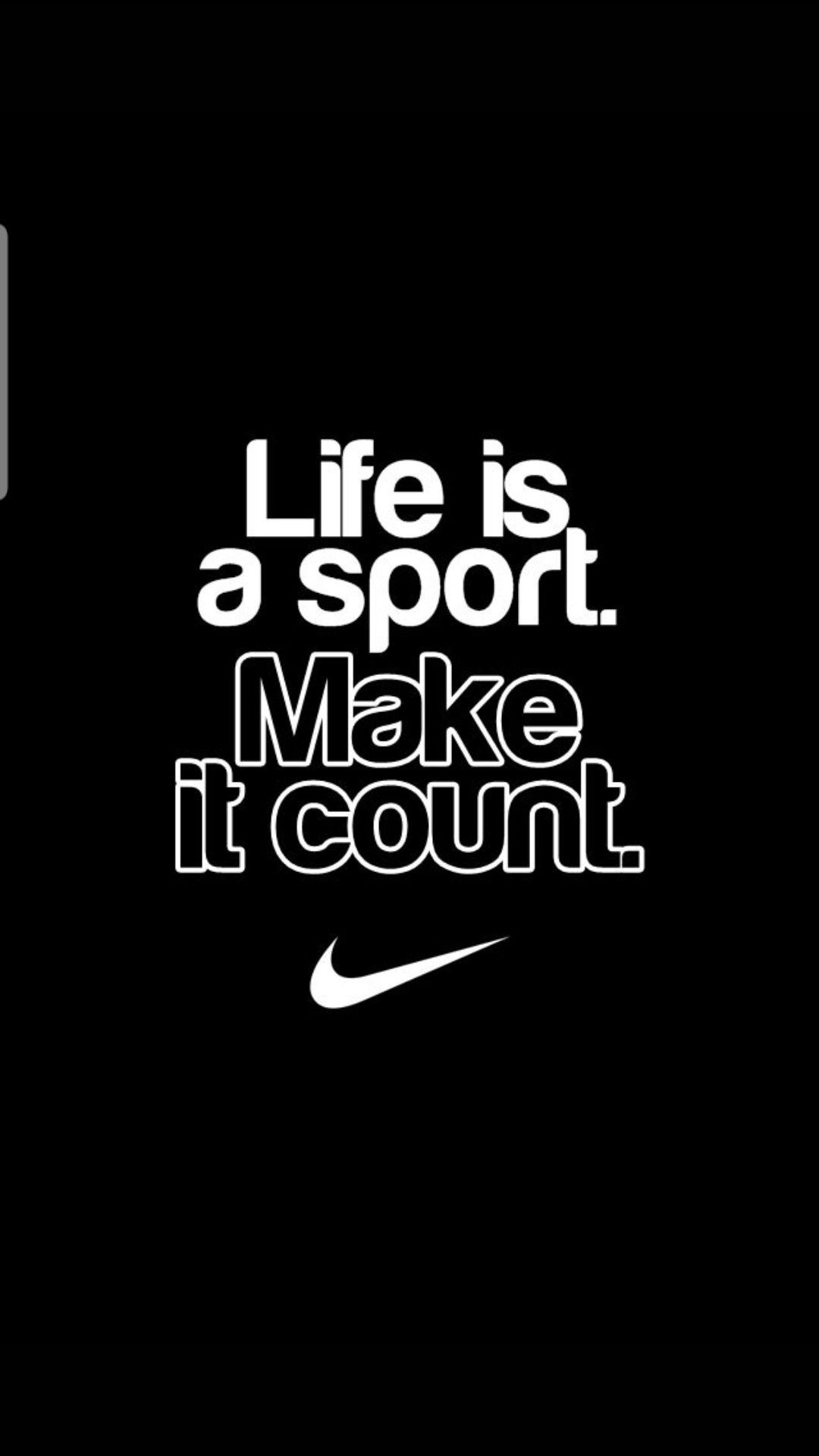 Pin By Archie Douglas On Sportz Wallpaperz Nike Quotes