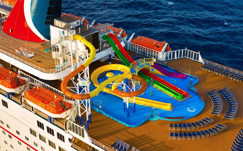 Christmas Carnival Cruise.Carnival Cruise Line Carnival Paradise Exterior Cruises In