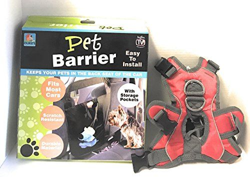 1aef52be5be4a408c96ddbe614270b0b simply go harness pet barrier travel kit * see this great product