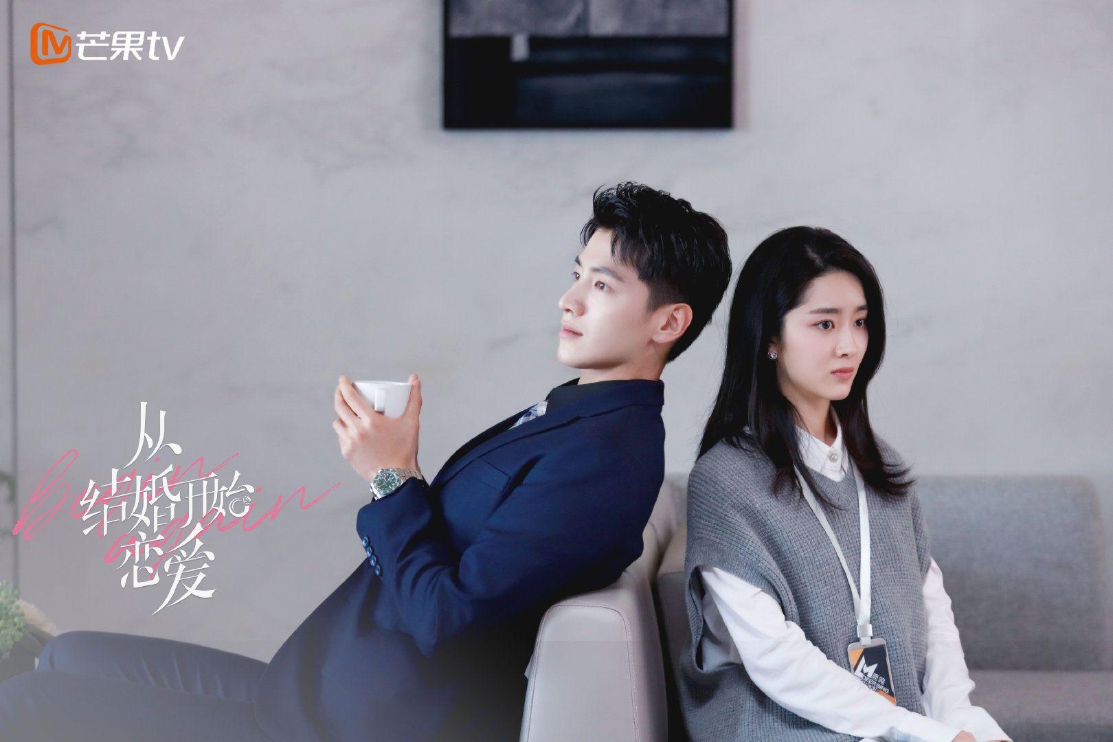 Kết Hon Rồi Bắt đầu Yeu Chines Drama Drama Begin Again
