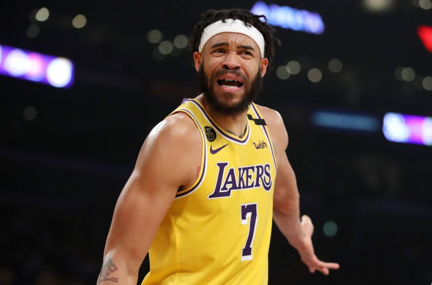 Los Angeles Lakers Javale Mcgee Has Career Day Nine Years Ago Today In 2020 Los Angeles Lakers Career Day Lakers