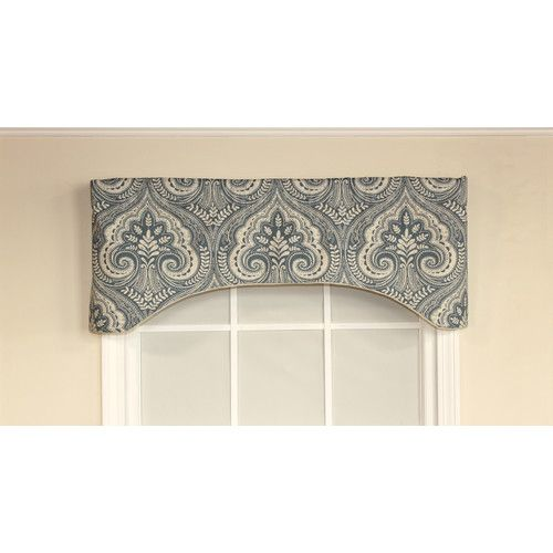 Found It At Joss Main Tara Arch 50 Curtain Valance Curtains Window Treatments