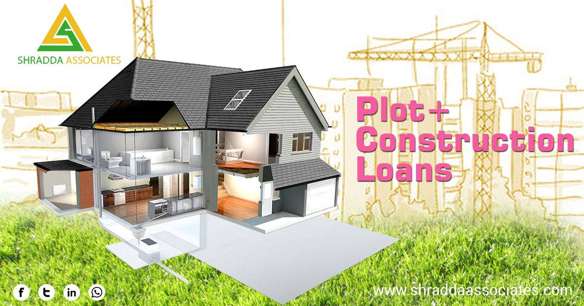 Get Easy Approvals For Plot Construction Loans With Low