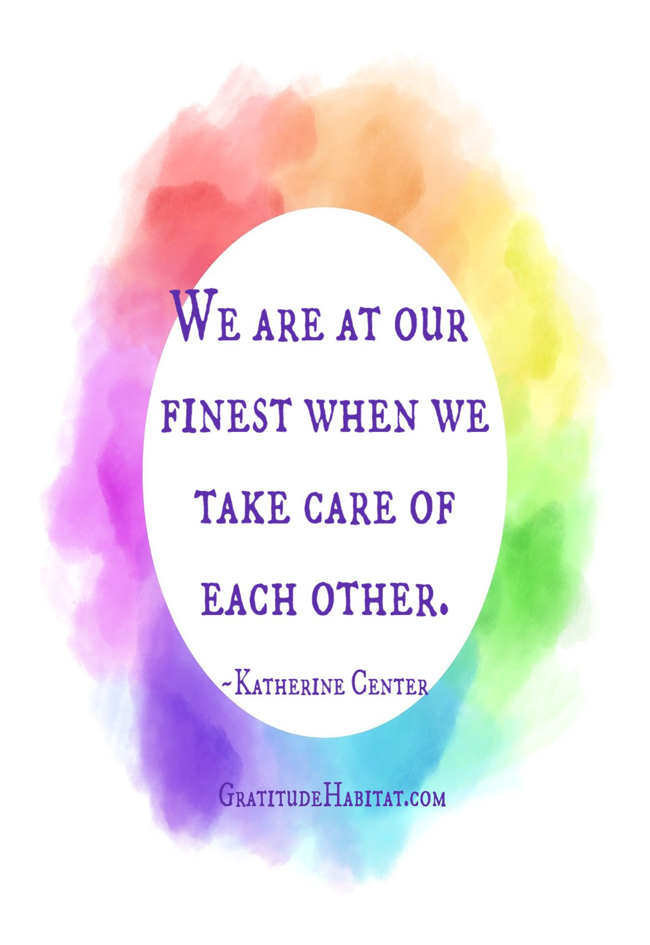 Take Care Of Each Other Powerful Words Words Of Wisdom Personal Development Blog Posts
