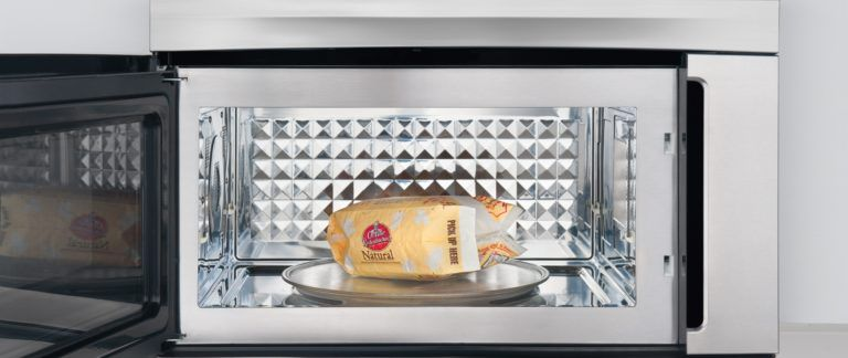 Remove Burned Food Smell Odor From Microwave Household