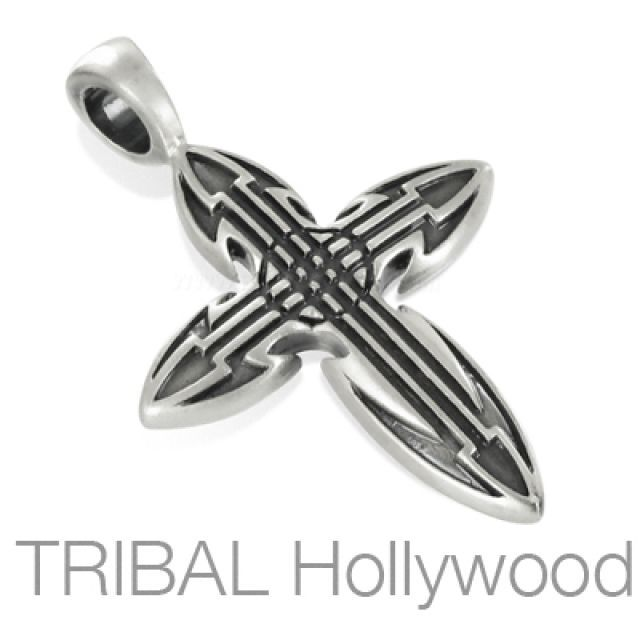 Celt cross ancient silver celtic cross mens necklace pendant by bico celt cross ancient silver celtic cross mens necklace pendant by bico australia tribal hollywood aloadofball Images
