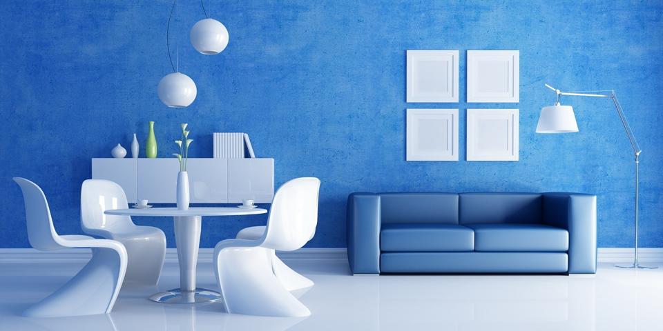 #Decoração azul é sinônimo de beleza e tranquilidade. Veja ideias! http://montacasa.gudecor.com.br/blog/decoracao-azul/